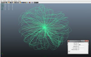 Klockworks Particle Path Curves