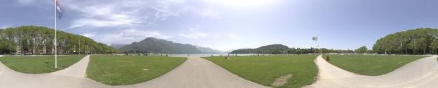 Lac d'Annecy HDRI