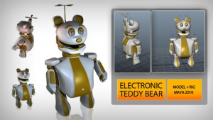 robotic teddy bear rig 1.0.0