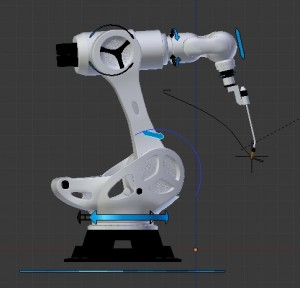 Advanced Industrial Robot Rig V1.1