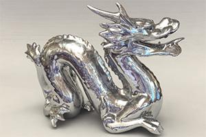 Crome Metal Shader