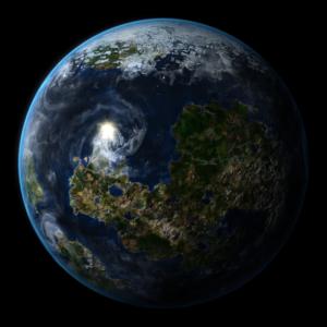 Procedural Earthlike Planet 1.0.1