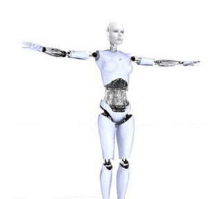 Robot 3ds Max