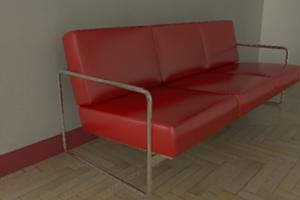 Sofa Leather Shader