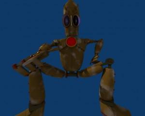 Tock the Robot