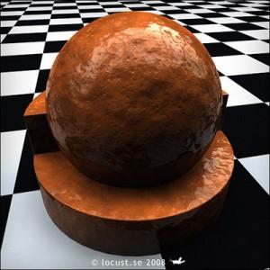 Wet mushroom shader for mental ray maya 1.0.0