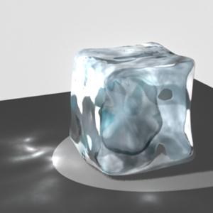 ice shader (mentalray)