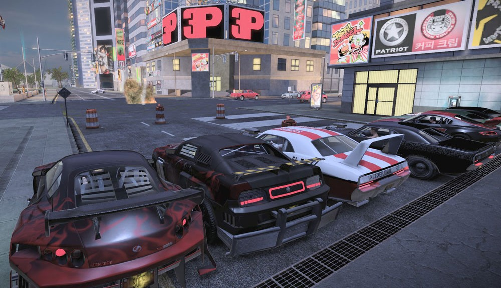 APB Reloaded screenshot