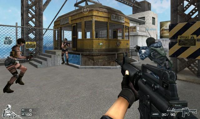 CrossFire screenshot