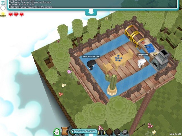 Cubic Castles screenshot