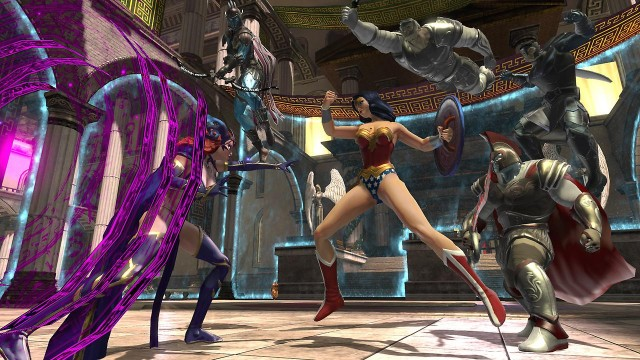 DC Universe Online screenshot