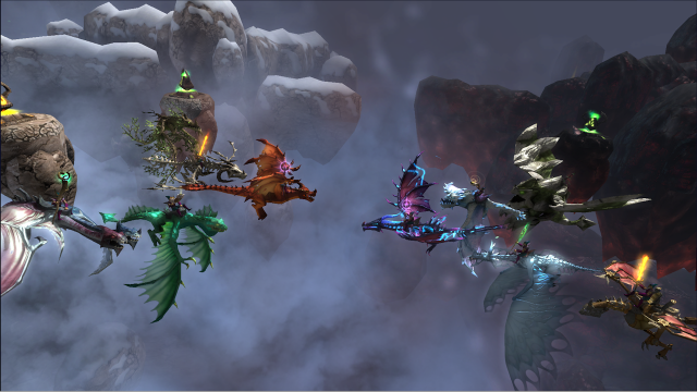 Dragons and Titans screenshot