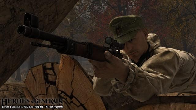 Heroes & Generals screenshot