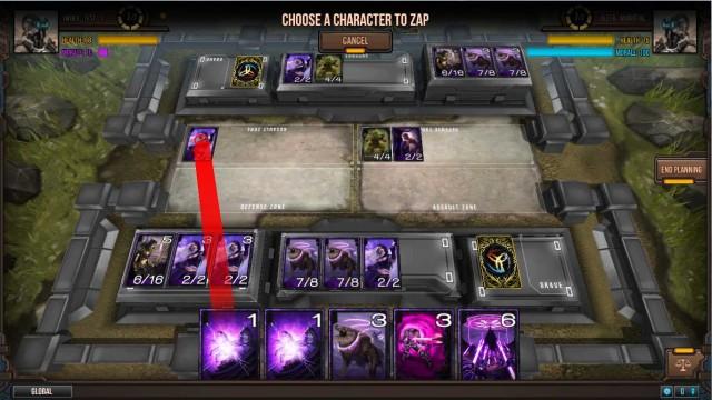 Infinity Wars screenshot
