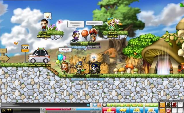MapleStory screenshot