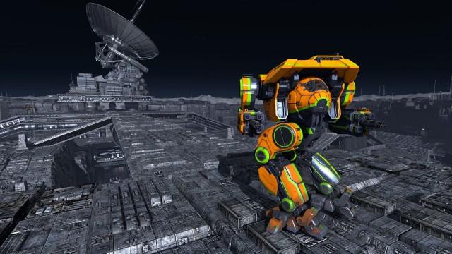 MechWarrior Online screenshot