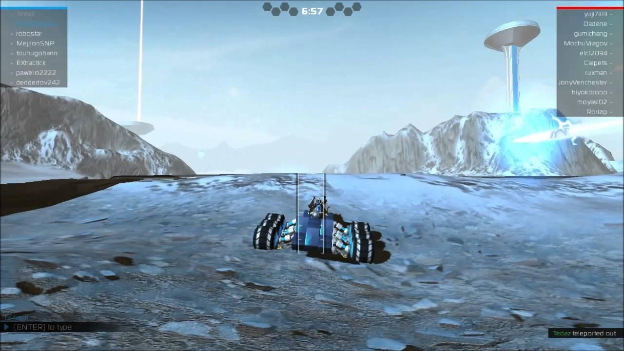 Robocraft screenshot | RockThe3D