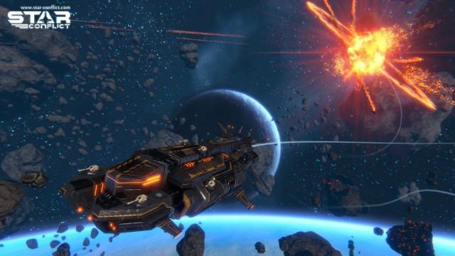 Star Conflict screenshot