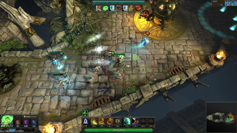 TOME Immortal Arena screenshot