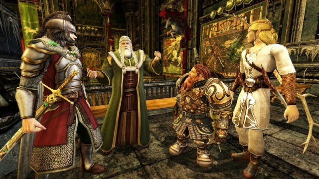 The Lord of the Rings Online screenshot