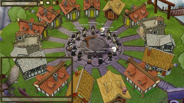 Town of Salem Day ScreenShot