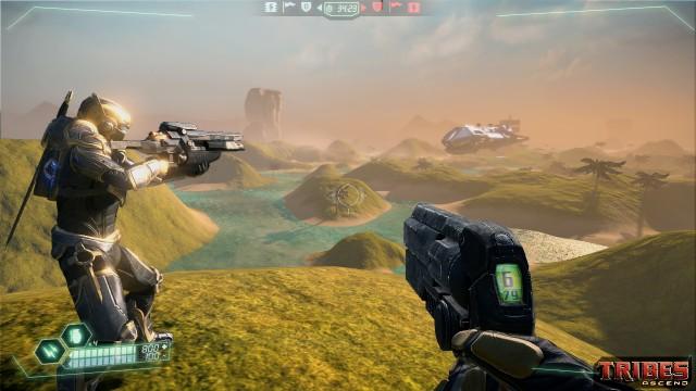 Tribes Ascend screenshot