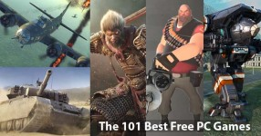The 101 Best Free PC Games