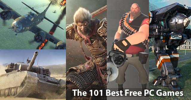 101-Best-Free-PC-Games
