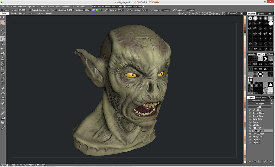 3D-Coat_4.1_screenshot