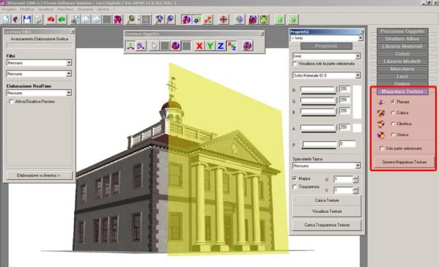 3D GeniuX screenshot
