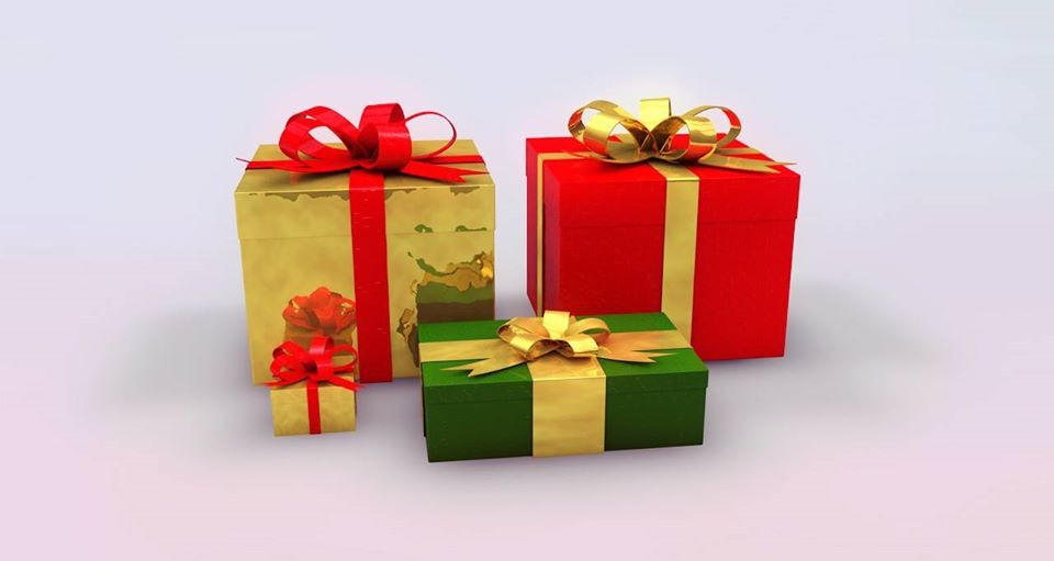 Christmas-gift-boxes-free-3d-model