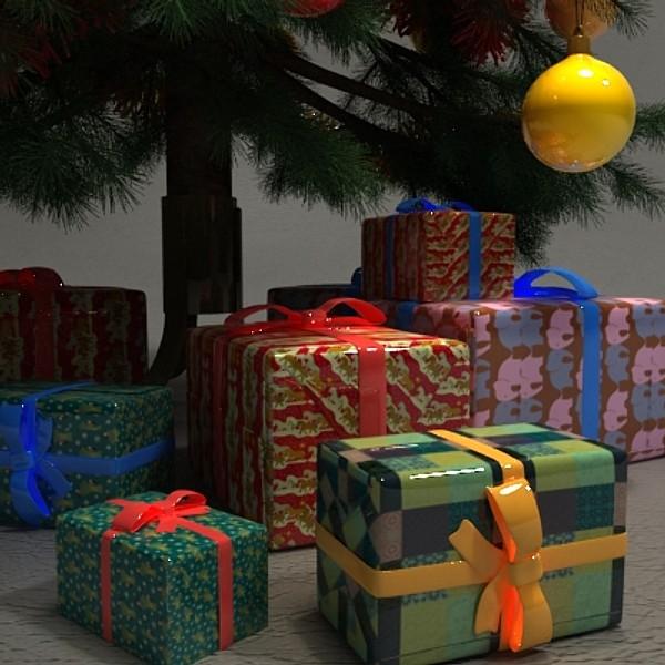 Gift-box-free-3d-model