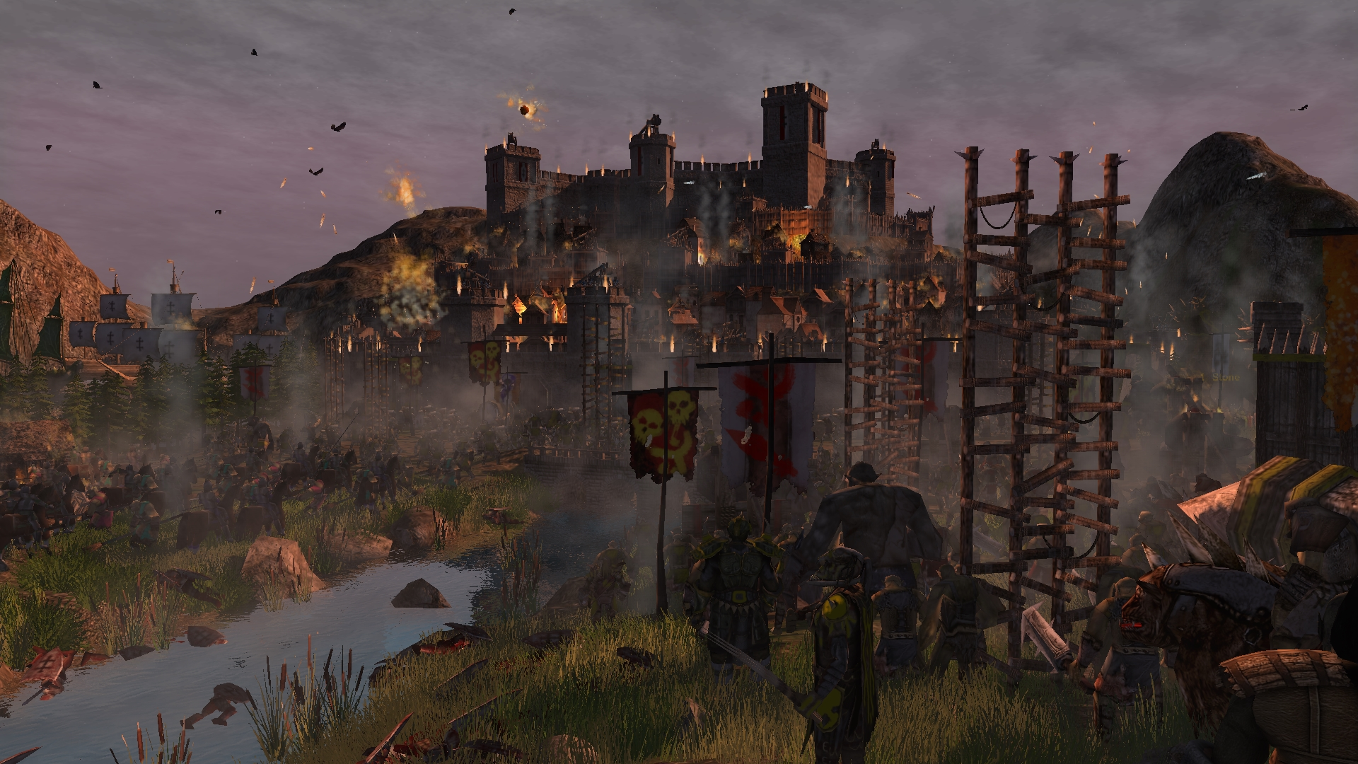 Kingdom Wars screenshot