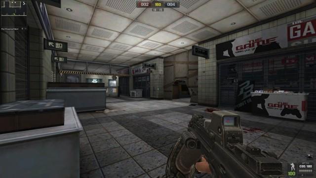 Point Blank screenshot