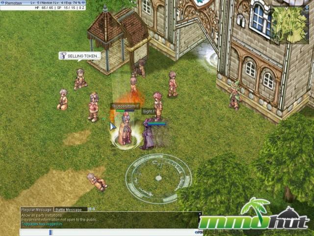 Ragnarok Online screenshot