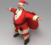 Santa-Claus-free-3d-model