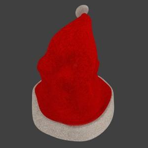 Santa-Hat-free-3d-model