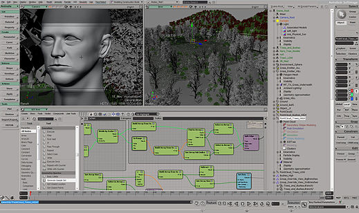 Softimage-screenshot