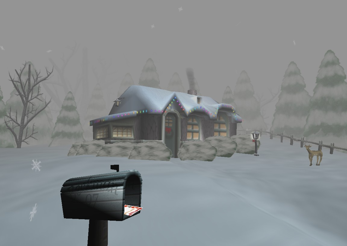WinterWonderland-christmas-free-3d-model