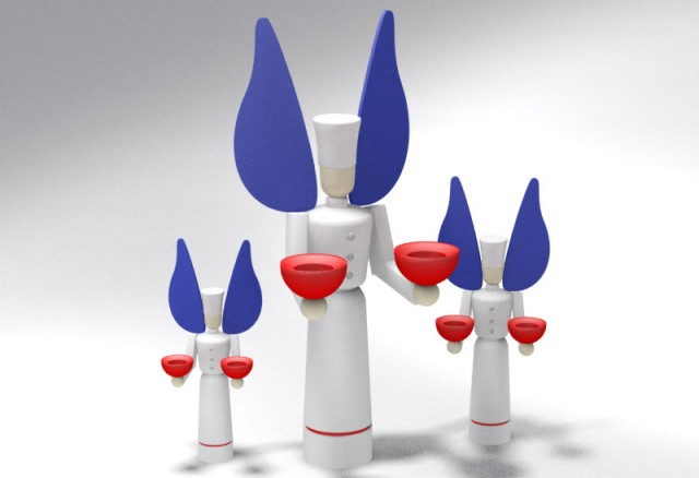 angel-free-3d-model