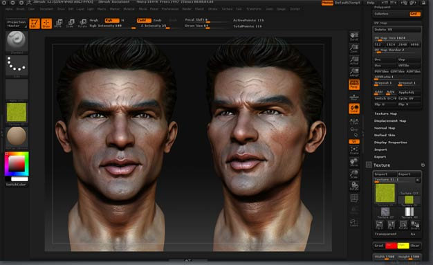 Pixologic : ZBrush - The all-in-one-digital sculpting solution