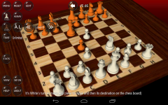 3D Chess Game screenshot