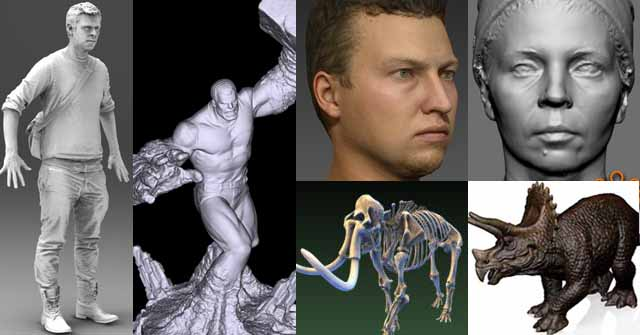 50-top-free-3d-scanned-models