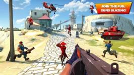 Blitz Brigade Online FPS fun screenshot