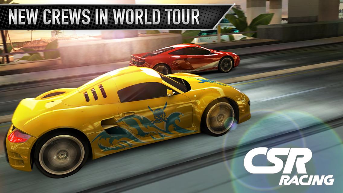 CSR Racing screenshot