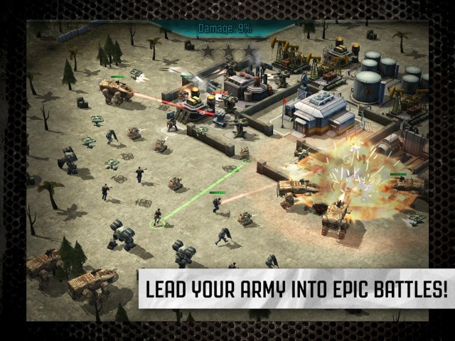 Call of Duty Heroes screenshot