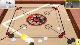Carrom 3D screenshot