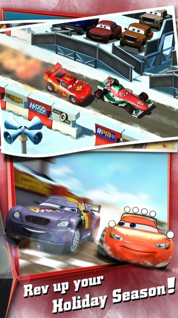 Cars Fast as Lightning screenshot