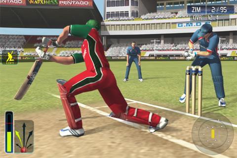 Cricket WorldCup Fever screenshot