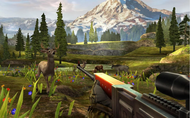 DEER HUNTER 2014 screenshot